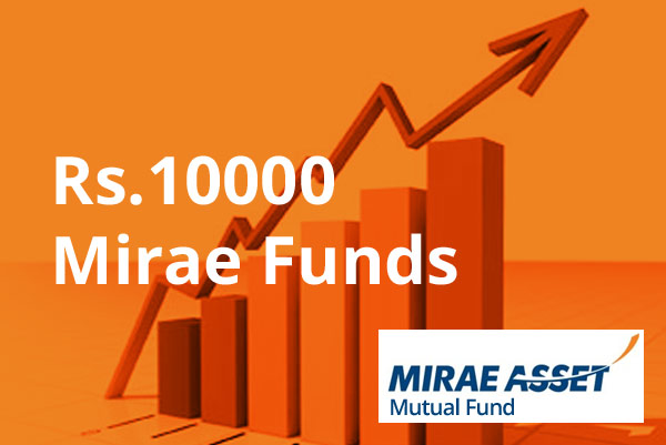 Mirae Mutual Fund SIP